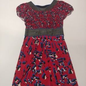 BCBG MaxAzria Short Sleeve Dress